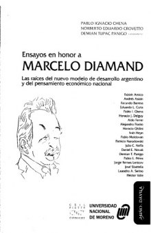 Ensayos en Honor a Marcelo Diamand