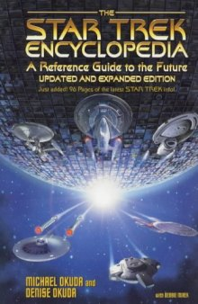 The Star Trek Encyclopedia: Updated and Expanded Edition (Star Trek: All)